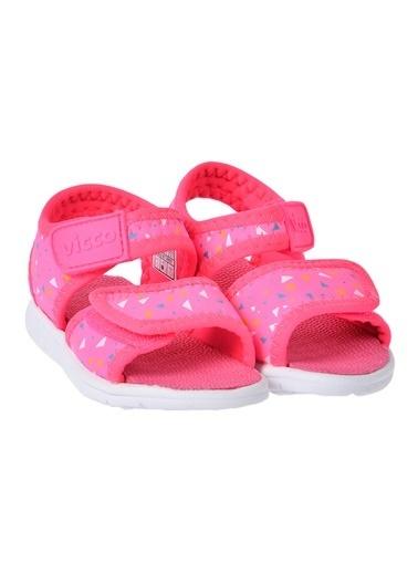 Vicco Vicco 332.20Y.305 Günlük Phylon Kız/Erkek Çocuk Spor Sandalet Fuşya